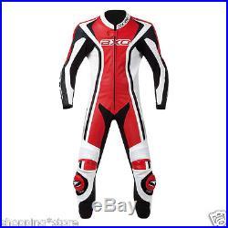 2018 Sylish Motorbike Leather Suit Motorcycle Racing Men Leather Jacket Pant