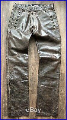 665 Leather Men