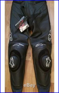 Alpinestars Apex Mens Leather Pants 34 US 50 EUR