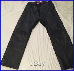 Authentic Icon Automag Leather Pants Men