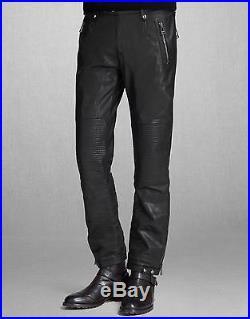 BELSTAFF Telford Biker Nappa Leather Men