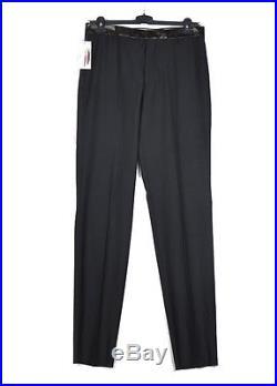 Helmut Lang Men Leather Waist Trousers Pants Size 48 EU