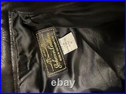 Johnson Leather Men Leather Pants Size 30, BLUF