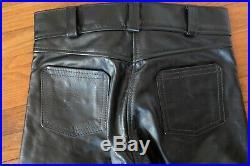 Langlitz Leather Pants Mens