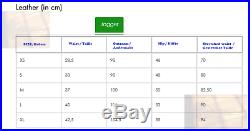 MEN Black leather jogger 100%cow leather Jogginghose Lederhose GAY NEU
