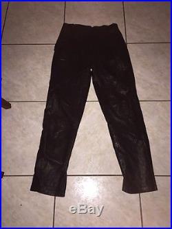 Marc Buchanan- Pelle Pelle Men's Leather Pants 30X36 Used