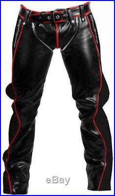 Men Jeans Key Chain Punk Pants Skull Stud Unisex Biker Rock Key Chain Decor LAUS