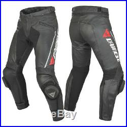 NEW Dainese Delta Pro C2 Men's Motorcycle Leather Pants
