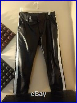 Northbound Mens Leather Pants Size 36-38