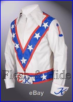 Robert Craig Evel Knievel Jacket + Pant Costume