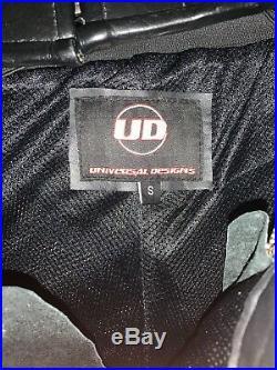 Ud Replicas Batman Begins Suit Leather Jacket Pants Boots Belt