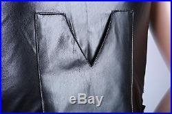 Wesley Snipes BLADE Leather Vest Coat Pants Costume Cosplay Set Custom Made